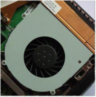 Sager NP8150 NP8170 CPU Cooling Fan