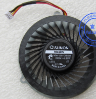 SUNON MagLev MG60120V1-C230-S99 DC5V 2.25W CPU Cooling fan