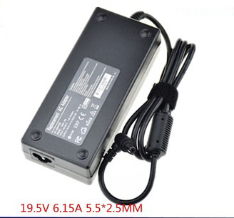 120W MSI GE60 20D MS-16GC AC Adapter