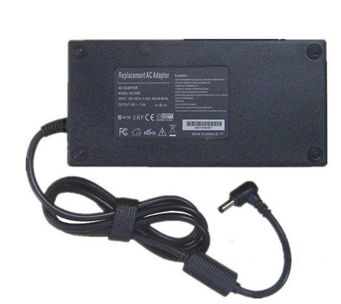 150W MSI GS60 Ghost Pro AC Adapter